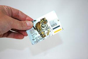 Comment passer à la carte de crédit dans PayPal