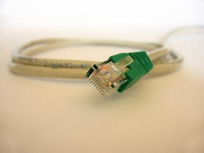 Comment obtenir des données avec un câble croisé