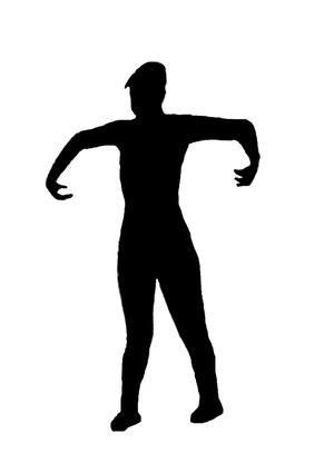 Comment faire une silhouette dans Photoshop CS2