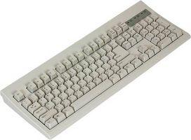 Pourquoi est-ce pas le clavier classées par ordre alphabétique?