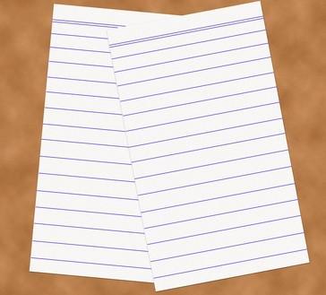 Comment faire du papier Sounds