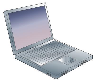 Définition d'un ordinateur portable Connect Card