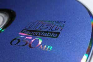Comment graver des films sur le disque dur sur un CD