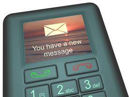 Comment utiliser la messagerie instantanée pour envoyer un message texte à un téléphone portable