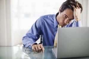 Comment réparer les erreurs d'écran bleu Blank Windows Vista