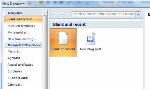 Comment créer un numéro de ligne dans Microsoft Word 2007