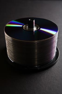 Comment faire pour mettre des diapositives sur un CD