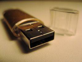 Comment faire pour installer des programmes sur un Flash Drive