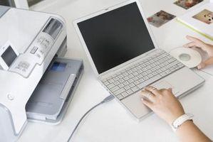 Comment connecter un ordinateur portable à une imprimante sans fil HP