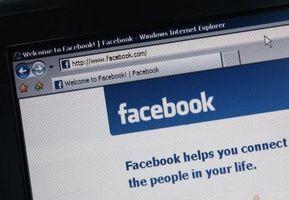 Comment faire pour supprimer une balise d'image dans Facebook