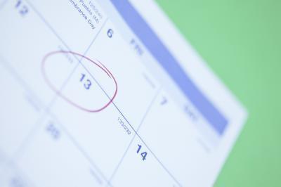 I Just déclassée MobileMe et maintenant Mon calendrier est vide