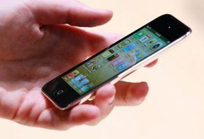 Qwest Paramètres de messagerie pour l'iPod Touch