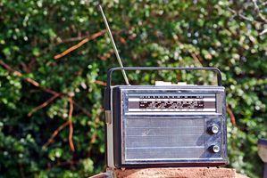 Comment apprendre l'anglais avec une radio