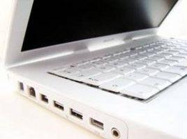 Comment obtenir le service Internet sur un ordinateur portable