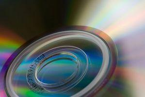 Comment puis-je graver un DVD sur un disque CD?