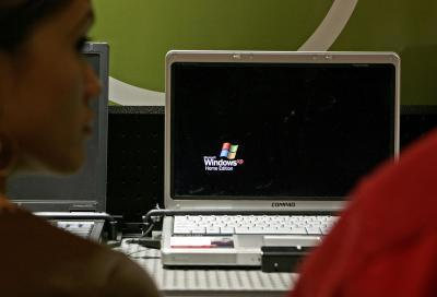 Comment faire pour désactiver l'économiseur d'écran Options dans XP