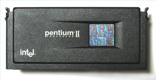 Comment supprimer un Pentium 2