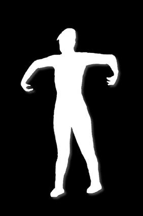 Comment faire une silhouette dans Photoshop CS3