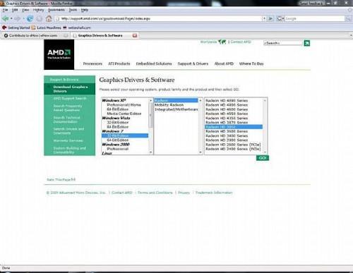 Comment mettre à jour votre pilote graphique ATI dans Microsoft Windows