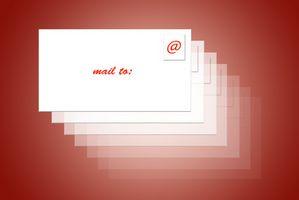 Comment faire pour configurer le MS Outlook Rédaction Email Mise en page Preference