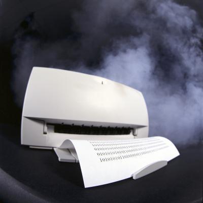 Comment faire pour installer mon HP 5500 imprimante sur un réseau sans fil