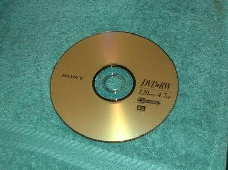Qu'est-ce qu'un DVD RW?
