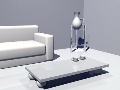 Comment utiliser SketchUp: A Tutorial Table