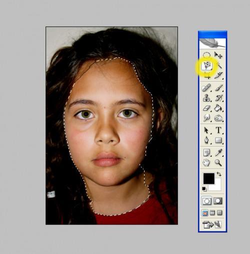 Comment faire pour modifier Coiffures dans Photoshop