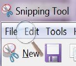 Comment faire une capture d'écran dans Windows 7