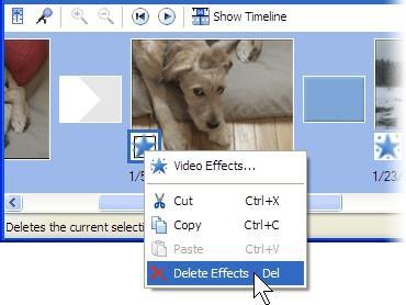 Comment ajouter des effets dans Windows Movie Maker