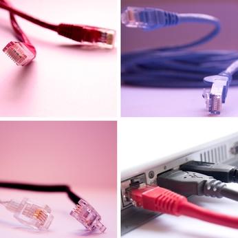 Comment connecter un ordinateur portable à un réseau local PC