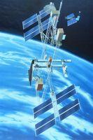 Wild Blue satellite Itinéraire