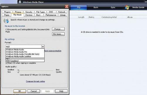 Comment convertir un fichier au format MP3