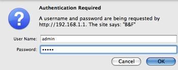 Comment ajouter un mot de passe pour le routeur de réseau LAN
