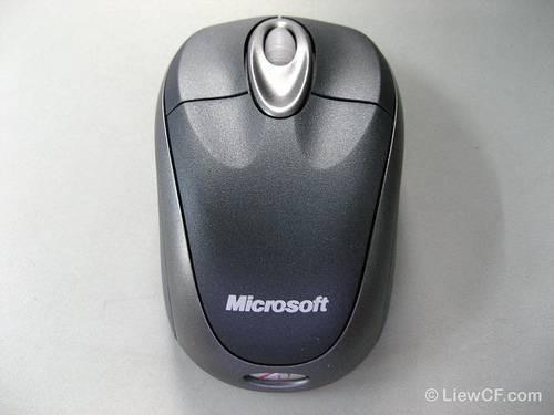 Comment faire pour dépanner un souris optique sans fil Microsoft