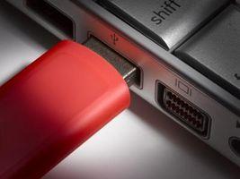 Comment formater un PNY 8 Go Flash Drive