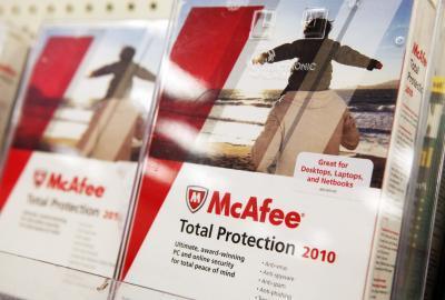 AVG ne peut pas être installé et McAfee ne peut pas être mise à jour