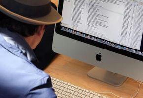 Quelle est la fonction de la touche F5 et F6 Touches sur un iMac?