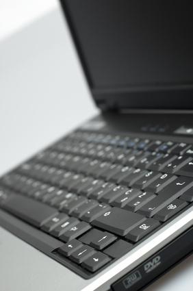 Pièces d'un ordinateur portable