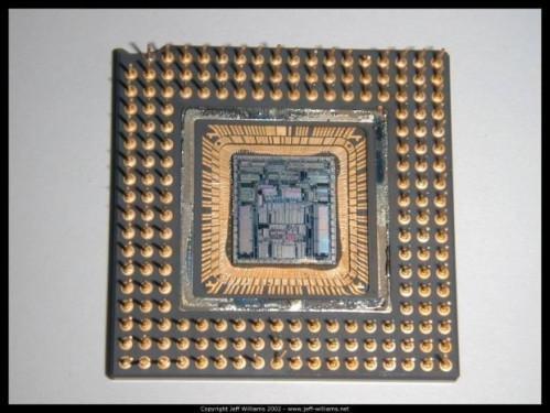 Intel Vs. AMD Chip