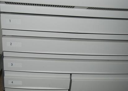 Cause d'un bourrage de papier dans une imprimante matricielle