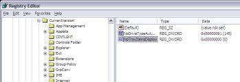 Comment faire pour supprimer la zone de notification dans Windows XP