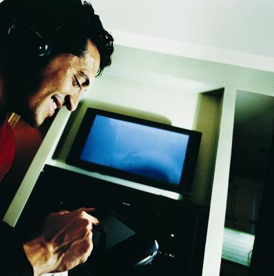Comment contrôler un Sony Home Theater Utilisation d'un iPad