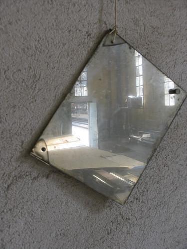 Do it Yourself 2 Way Mirror