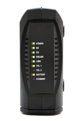 Configuration d'un routeur sans fil à un modem NTL