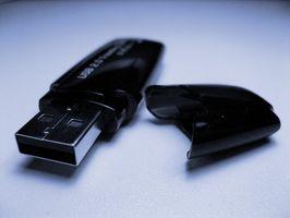 Comment faire un mémoire flash lecteur de CD