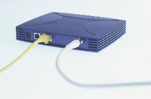 Comment Pont un routeur avec un modem DSL