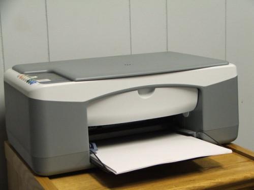 Comment charger une cartouche d'encre dans l'imprimante Hp Deskjet F4180