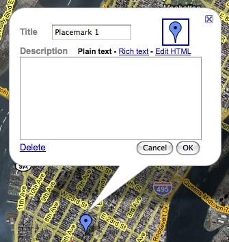 Comment faire pour créer et éditer une carte Google