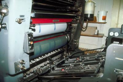 Comment faire Web Offset Printing in Design